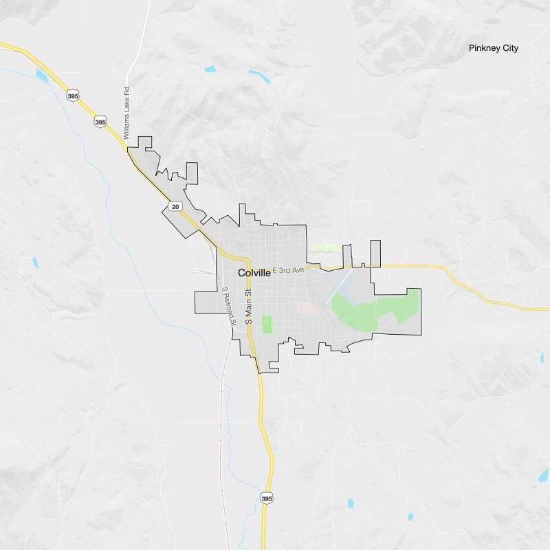 Wireless Internet Service Provider Colville, WA